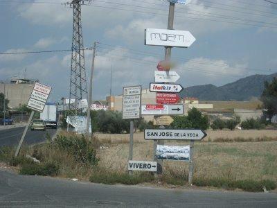 Carretera de Beniaján
