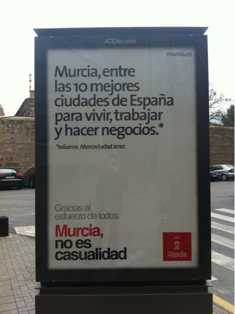 Seguro que no lo sab as murcia entre las 10 mejores - Mejor sitio para vivir en espana ...