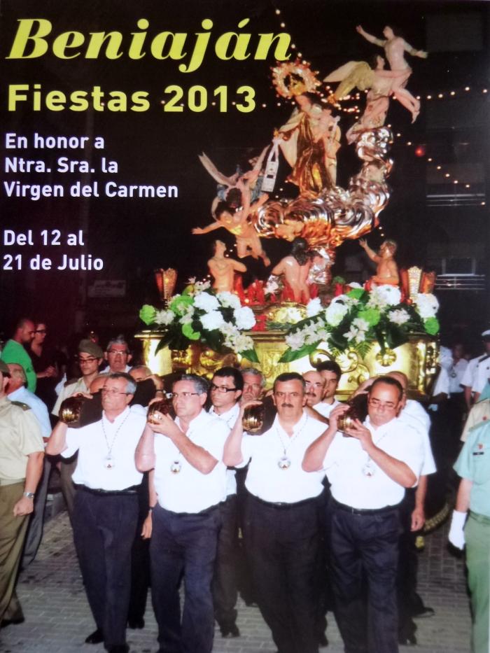 Fiestas Beniaján 2013