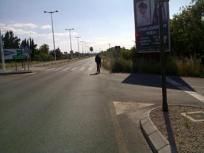 carretera beniajan