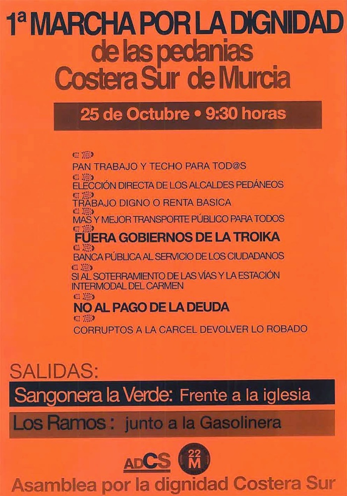 cartel costera sur 25 OCT DEFINITIVO