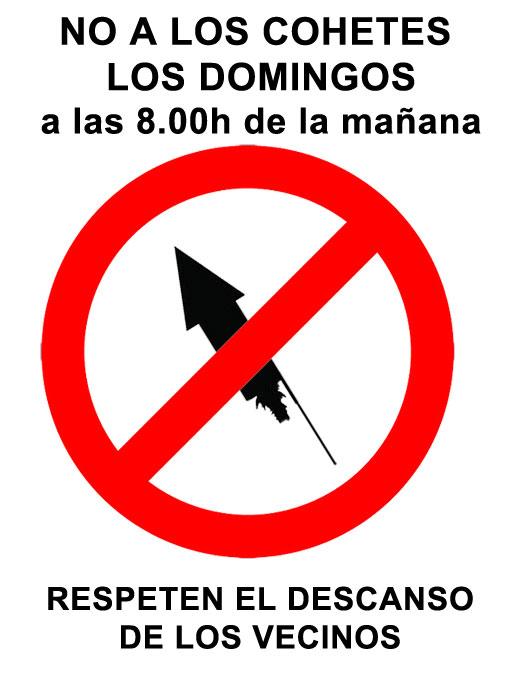 no-cohetes