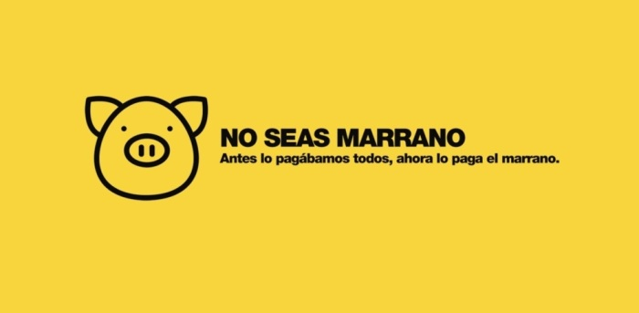 no seas marrano